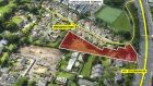The 1.65-acre site in Foxrock has planning permission for 23 spacious units