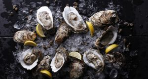 Oysters' association with love goes back to the days of Casanova and The Roman Empire. Photograph: iStock