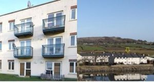 Kilwarden Court, Clondalkin, Dublin (L) and Seanmhara, Muckinish, Co Clare