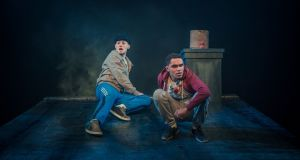 Alan Mahon and Josh Williams in If I Had Some More Cocaine I Could Show You I Love You. Photograph: Keith Dixon