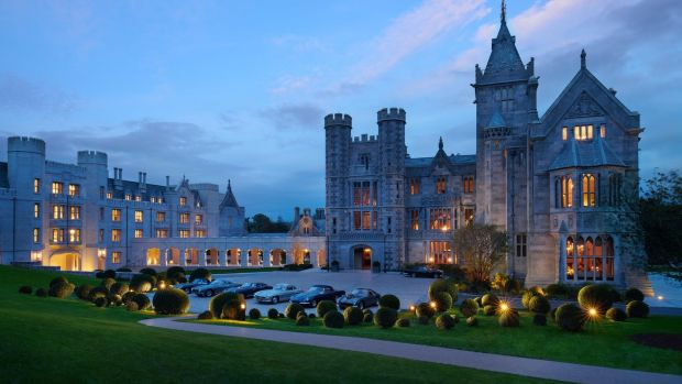Adare Manor will launch Carriage House this spring, a one-storey building housing a bar, restaurant, lounge and private dining room