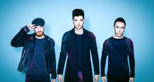 The Script: big nights at the big arenas