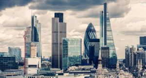 The City plan proposed cross-border trade in financial services on condition that Britain and the EU preserve regulatory standards in line with best international standards. Photograph: iStock