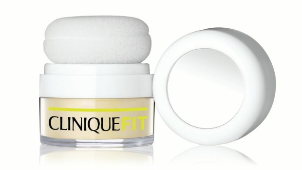 CliniqueFit Post-Workout Neutralizing Face Powder (€31)
