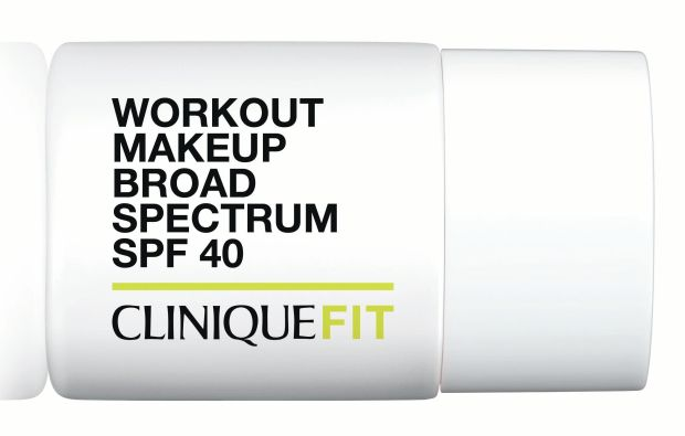 CliniqueFit Workout Makeup SPF 40 (€33.50)