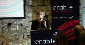 Prof Siobhán Clarke, director of Enable