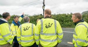 Regional broadband: Eir's departure renders the Government's procurement process uncompetitive, a scenario that might prompt a recalibrated tender process. Photograph: Paul Bradley
