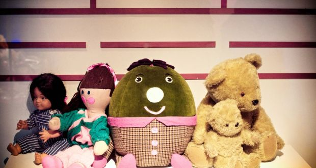 Poppy Jemima Humpty Little Ted Big From The BBC Childrens