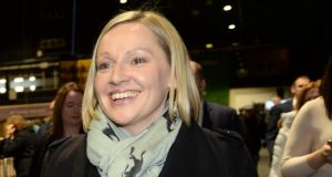 Lucinda Creighton: We never celebrate the women who take the decision not to abort. Photograph: The Irish Times