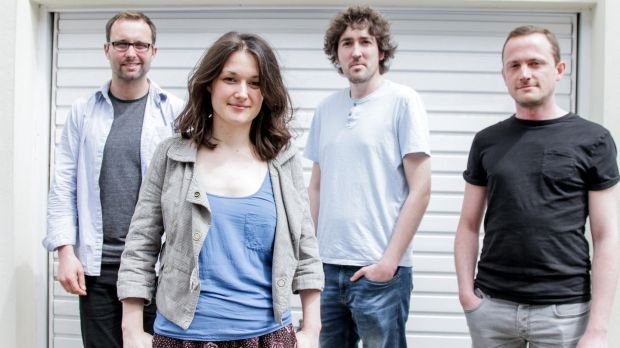 The Trish Clowes Quartet: the spirit in the band is 'such a massive part of what improvised music is . . . that rapport, the language that you develop together over time'