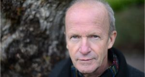 Jim Crace: 'The book is a libation offered to the natural world in token of repentance and shame'. Photograph: Dara Mac Dónaill
