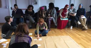 ActionAid ran a pilot programme in Cork to raise awareness and to change mindsets about FGM. Pictured is a similar, recent programme in Milan, Italy