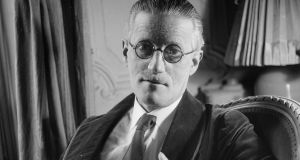 James Joyce. Photograph: Lipnitzki/Roger Viollet/Getty Images