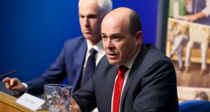 "The ambition of Minister for Communications Denis Naughten is to provide ""next generation"" broadband to all homes and businesss in the State through a combination of commercial and State investment. Photograph: Maxwells."