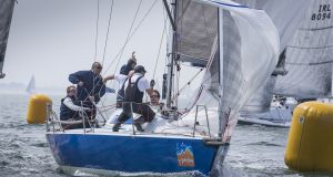 The stalemate  at the Irish Cruiser Racing Association  impacts on the more than 7,000 regular competitors around Ireland each year. Photograph: David Branigan/Oceansport