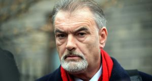 Ian Bailey, a British citizen living in Schull, Co Cork, denies involvement in the murder of French woman Sophie Toscan du Plantier in 1996. Photograph: Eric Luke/The Irish Times