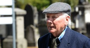 Broadcaster  Gay Byrne, pictured in 2015. Photograph: Dara Mac Dónaill / The Irish Times