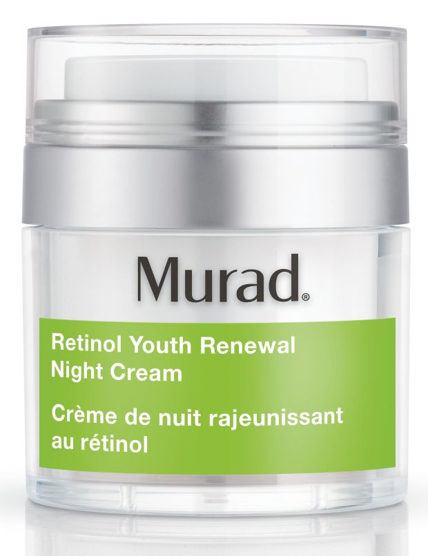 Murad Retinol Youth Renewal Night Cream (€85 from Thérapie Clinics) is a very effective peptide-rich resurfacer which is effective on texture and fine lines over time
