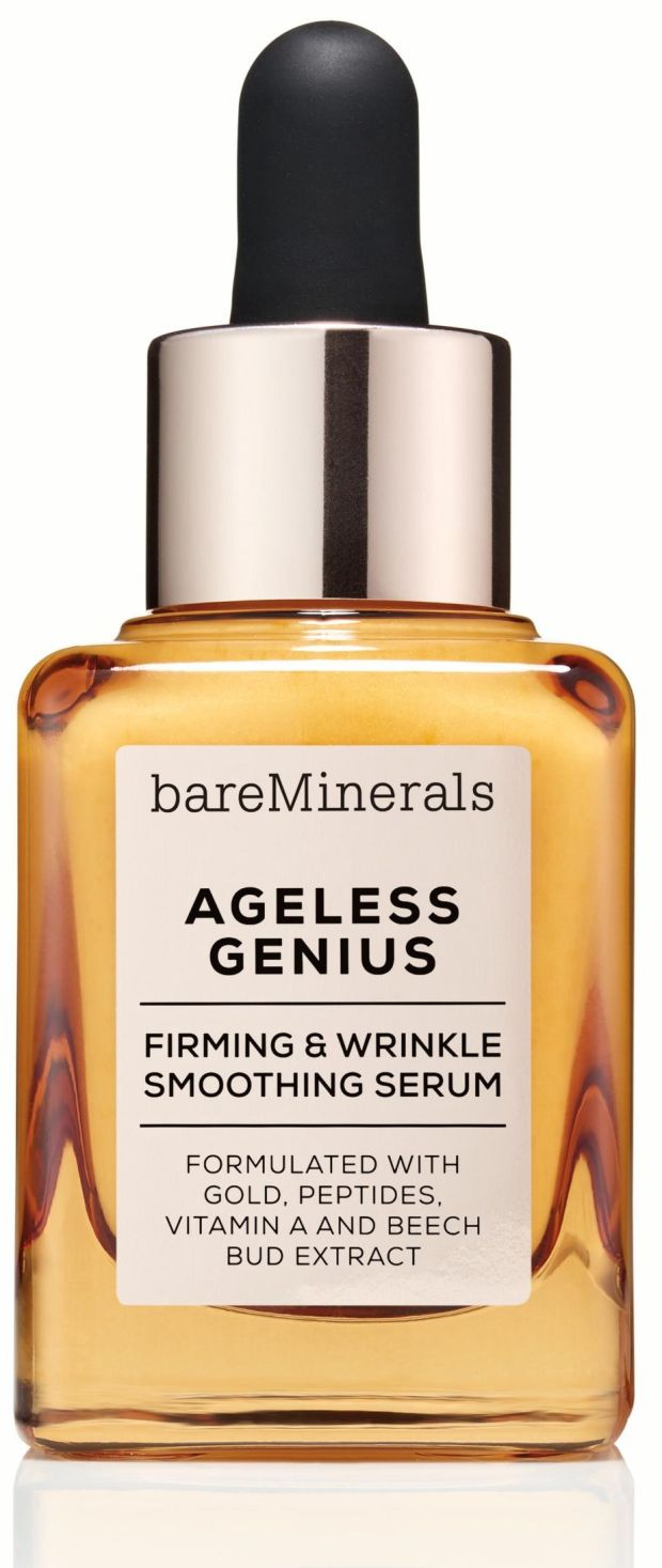 Ageless Genius Firming and Wrinkle Smoothing Serum (€56 from Debenhams)