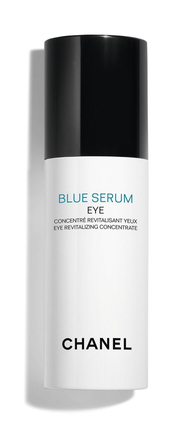 Chanel Blue Serum Eye Revitalizing Concentrate (€65 from Brown Thomas)