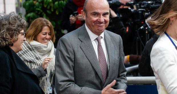 Will Philip Lane S Ecb Nomination Rain On Spain S Parade