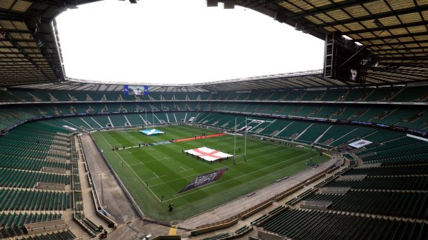 All eyes are on Twickenham and March 17th. Photograph: Mike Egerton/PA