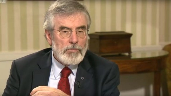 Gerry Adams: I was not a member of the IRA but I've never distanced myself from the IRA