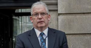 HSE director-general Tony O'Brien. The Department of Health claimed Mr O'Brien was 'overly focused on a transition fund'. Photograph: Brenda Fitzsimons
