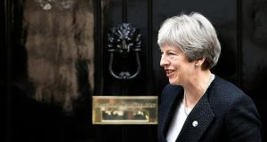 Downing Street has ruled out involvement in a customs union with the European Union amid confusion over government policy as Theresa May prepares for a crucial week of talks.