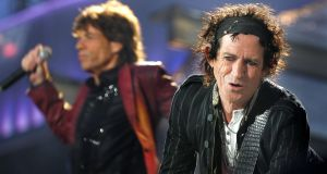 Rolling Stones: Slane 2007 in pictures Click to view gallery