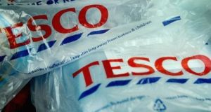 Justin Fleming was caught walking out of Tesco in Letterkenny just after midday with a trolley of groceries worth €240