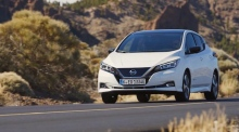 Our Test Drive: the Nissan Leaf