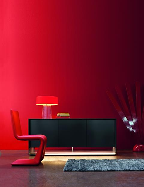 Sunrise sideboard by Gino Carollo