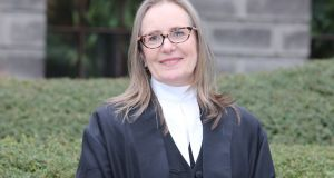 Ms Justice Marie Baker did not accept creditors' arguments that the PIP was the only voice to be heard in articulating a debtor's interests in a review. Photograph: Collins