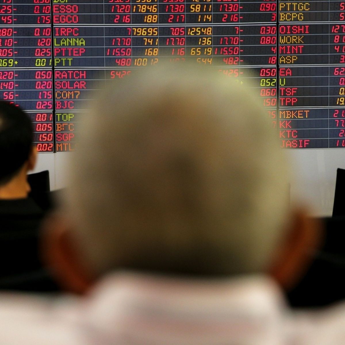 Stocks crumble in vicious sell-off as 'goldilocks' trade