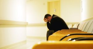 About one-fifth of patients experienced post-traumatic stress disorder several months after diagnosis.
