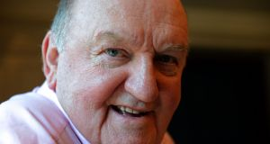 Newstalk presenter George Hook caused 'undue offence', the BAI's complaints committee said. Photograph: Eric Luke / The Irish Times