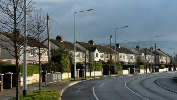 The Braemor Road, Churchtown, Dublin. Most of the housing stock in the area – 80 per cent – is in houses rather than apartments. Photograph: Dara Mac Dónaill