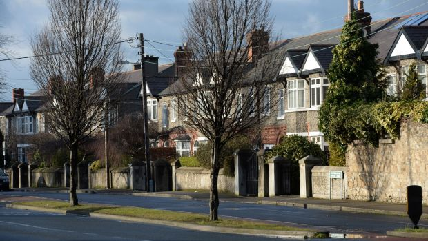 Woodlawn Park is of the addresses that tops the most-desirable lists in Churchtown. Photograph: Dara Mac Dónaill