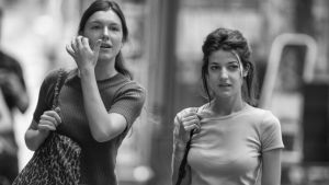 Louise Chevillotte and Esther Garrel in Lover For a Day