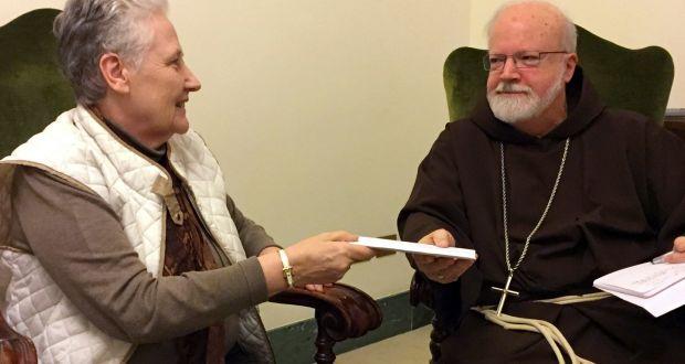 Cardinal omalley nuns sexual misconduct
