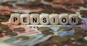 A conference heard that demographic pressures meant the country was facing into stormy weather in relation to pension provision. Photograph: iStock