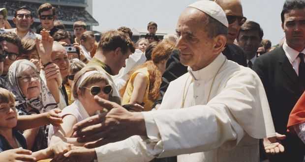 vatican approves second miracle needed for canonisation of pope paul vi