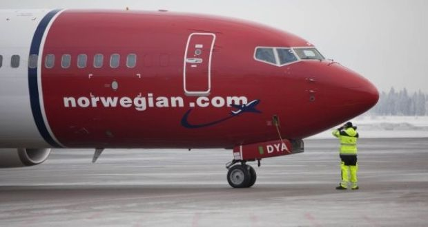 norwegian air to double flights on dublin new york route