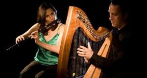 June McCormack and Michael Rooney: expect some finely wrought tunes