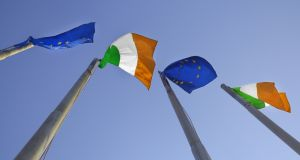 This year, the EU commission estimates Irish GDP growth to moderate to 4.4 per cent. Photograph: iStock