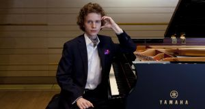 Nikolay Khozyainov: 2012 Dublin International Piano Competition winner
