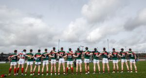 Mayo will be playing a key round-robin match at MacHale Park in Castlebar in late July or early August. Photograph: James Crombie/Inpho