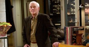 John Mahoney  was just 77 at his death, and only 52 when he first appeared as the title character's elderly father in Frasier. Photograph: AP Photo/Reed Saxon