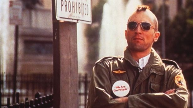 Paul Schrader was the screenwriter behind Martin Scorsese's Taxi Driver featuring Robert De Niro (as Travis Bickle)